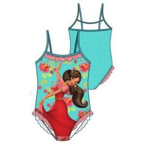 Disney Elena, Avalor hercegnője gyerek fürdőruha, úszó 4 év
