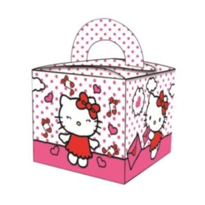 Hello Kitty ajándékdoboz, party box