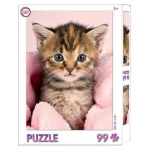 Cicás puzzle 99 db-os