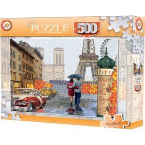 Városok (Párizs) puzzle 500 db-os