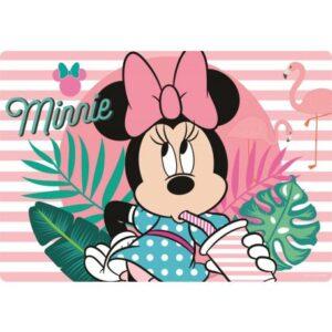 Disney Minnie tányéralátét 43*28 cm