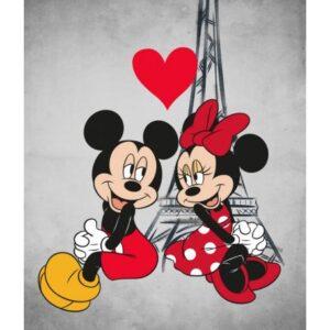 Disney Minnie polár takaró 120*140cm