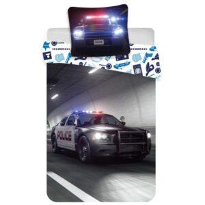 Rendőr ágyneműhuzat 140×200cm, 70×90 cm