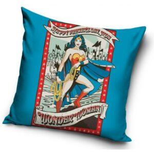 Wonder Woman párnahuzat 40*40 cm