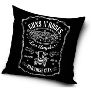Guns N' Roses párnahuzat 40*40 cm