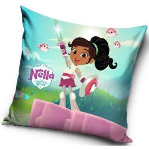 Nella, a hercegnő lovag párnahuzat 40*40 cm