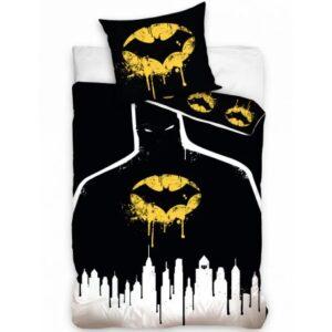 Batman ágyneműhuzat 140×200cm, 70×90 cm