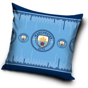 Manchester City FC párnahuzat 40*40 cm