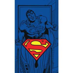 Superman Kéztörlő arctörlő, törölköző 30*50cm