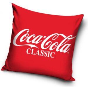 Coca-Cola párnahuzat 40*40 cm