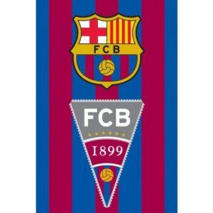 FCB, FC Barcelona Kéztörlő arctörlő, törölköző 40*60cm