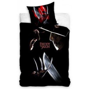 Freddy vs. Jason ágyneműhuzat 140×200cm, 70×90 cm