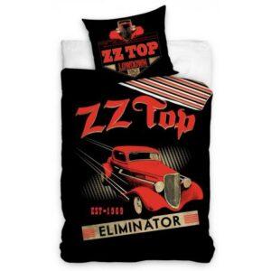 ZZ Top ágyneműhuzat 140×200cm, 70×90 cm