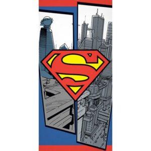 Superman fürdőlepedő, strand törölköző 70*140cm