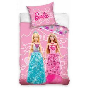 Barbie ágyneműhuzat 140×200cm, 70×90 cm