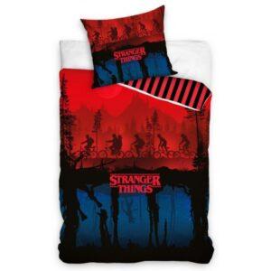 Stranger Things ágyneműhuzat 140×200cm, 70×90 cm