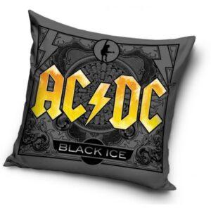 AC/DC párna, díszpárna 40*40 cm