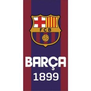 FCB, FC Barcelona fürdőlepedő, strand törölköző 75*150cm