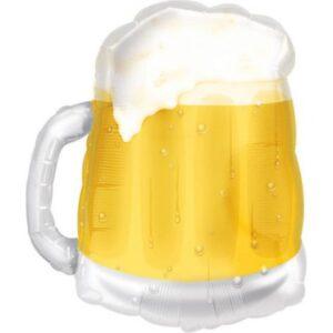 Beer, Sör fólia lufi 81 cm