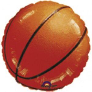 Kosárlabda Fólia lufi 43 cm