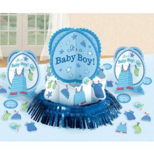 Baby Boy Asztali dekoráció szett