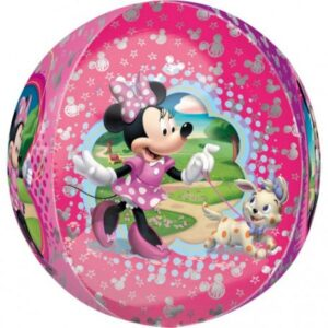 Disney Minnie gömb fólia lufi 45 cm