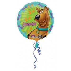 Scooby-Doo fólia lufi 43 cm