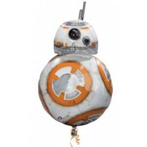 Star Wars fólia lufi 83 cm