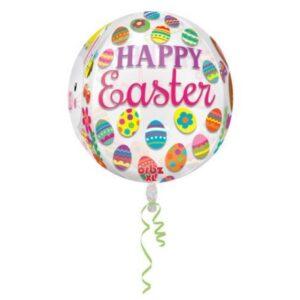 Easter, Húsvét Fólia lufi 40*38 cm