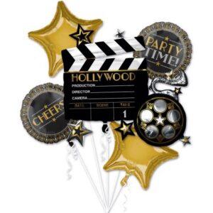 Hollywood Fólia lufi 5 db-os szett