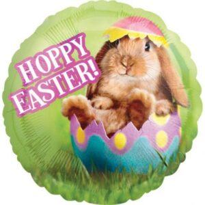 Easter, Húsvét Fólia lufi 43 cm