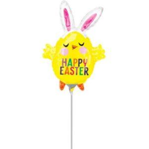 Easter, Húsvét Mini fólia lufi