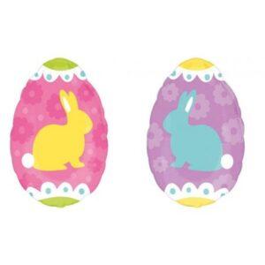 Easter, Húsvét Fólia lufi 40*30 cm