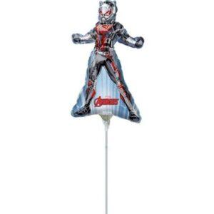 Bosszúállók Ant-Man, A hangya Mini fólia lufi