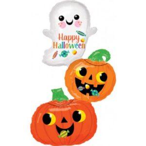 Halloween fólia lufi 93 cm