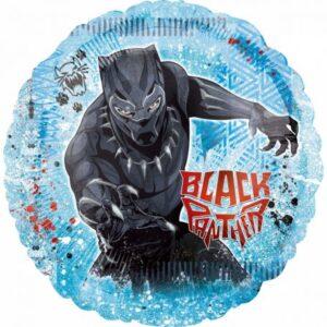 Bosszúállók Black Panther, Fekete Párduc Fólia lufi 71 cm