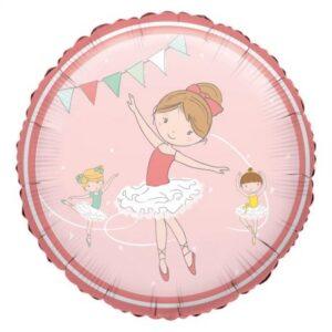 Little Dancer fólia lufi 43 cm