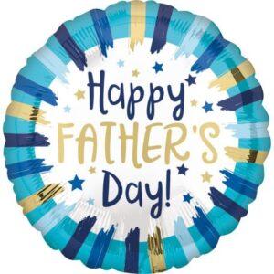 Happy Fathers day, Apák napja Fólia lufi 43 cm