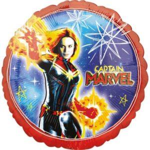 Captain Marvel, Marvel Kapitány fólia lufi 43 cm