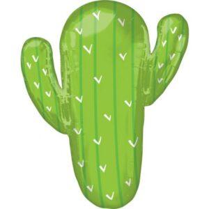 Cactus, Kaktusz Fólia lufi 78 cm