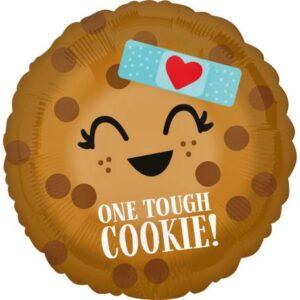 Cookie, Süti Fólia lufi 43 cm