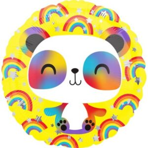 Panda fólia lufi 43 cm