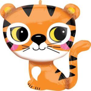 Tigris fólia lufi 63 cm