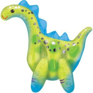 Dinoszaurusz fólia lufi 58 cm
