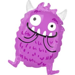 Little Monster, Szörny fólia lufi 48 cm