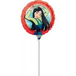 Disney Mulan mini fólia lufi
