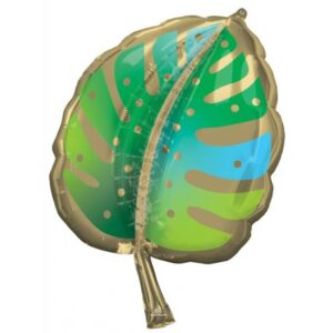 Pálmalevél fólia lufi 76 cm