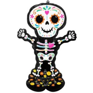 Day Of The Dead AirLoonz fólia lufi 132 cm