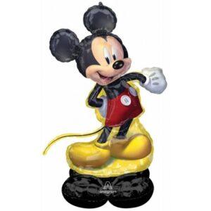 Disney Mickey AirLoonz fólia lufi 121 cm