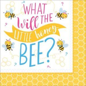 Méhecskeszalvéta 16 db-os 33*33 cm